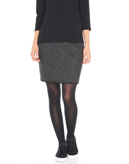 edf3c2d71a56eb Wollrock Ravenna wool black by OPUS