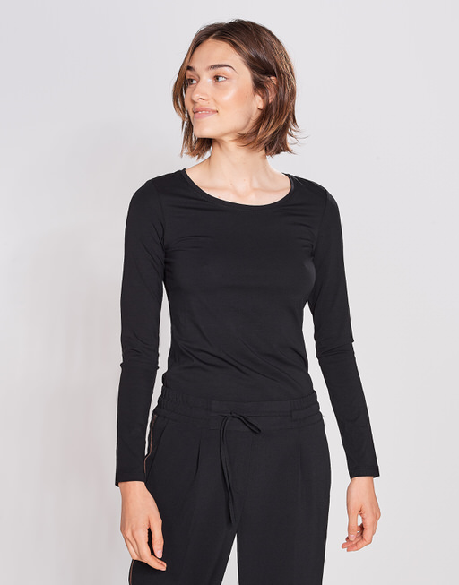 Longsleeve Smilla black