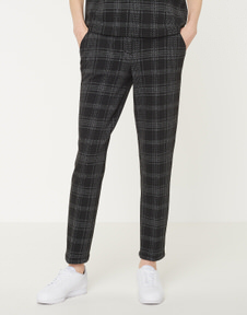 Trousers Madeni check