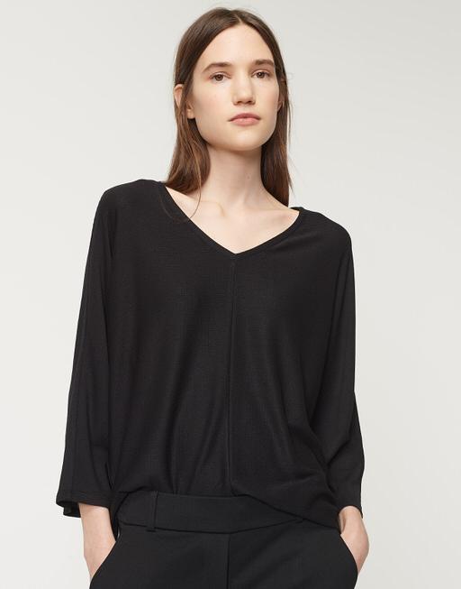 Oversized shirt Slindi black
