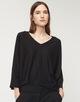 Oversize Shirt Slindi black