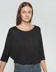 Oversize Shirt Sellina black