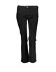 Flared Jeans Maggie black