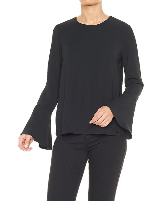 Shirtbluse Fred black