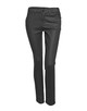 Coated-Jeans Emily refined black