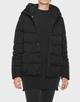 Down jacket Hamza black