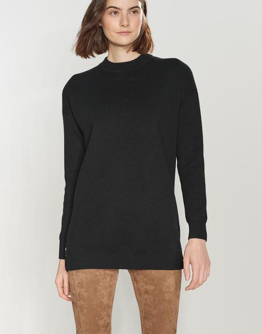 Longpullover Polba black