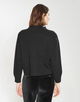 Oversize Pullover Poldine black
