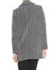 Wool coat Haralda black