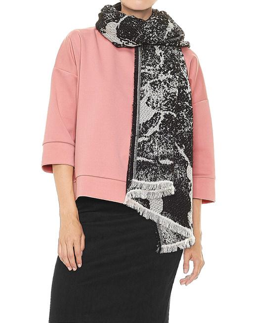 Schal Aminia scarf black