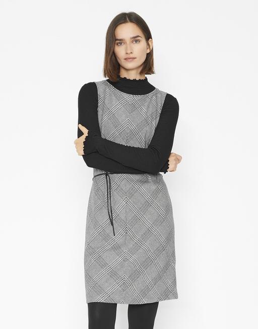 Sweater dress Wilmod black