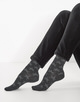 Socke Yastra star black