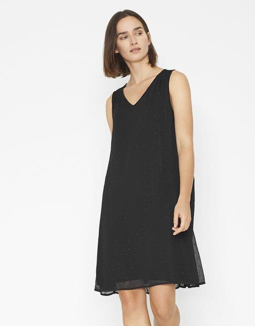 Kleid Wanis ST black