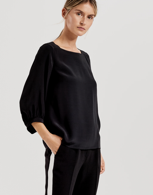 Bluse Farrie black