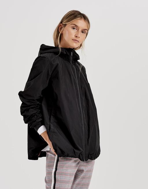 outdoor jacket Haydi sporty black