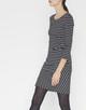 Jerseykleid Weiki black