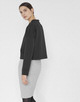 Boxy-Shirt Gustafa black