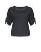Strickshirt Passada black