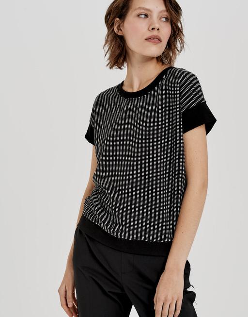 Sweatshirt Gundala littlesquare black