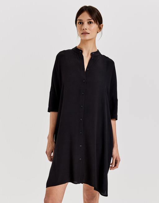 Lange blouse Fadi  black