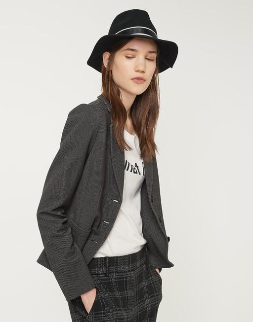 Hoed Alcapa hat SP black