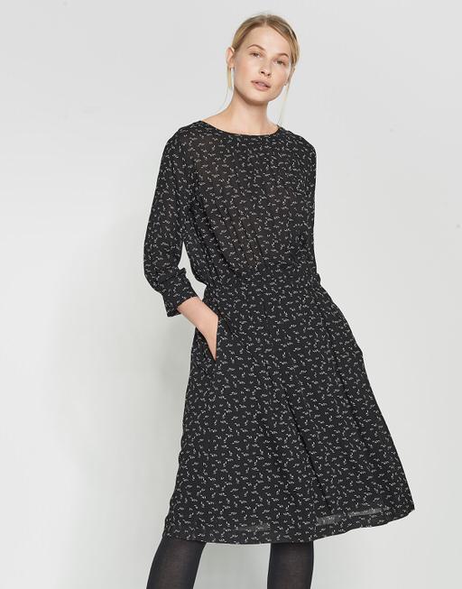 Blusenkleid Wilicia black