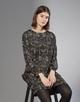 Blusenkleid Wianca black