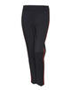 Stoffhose Madeni galon black