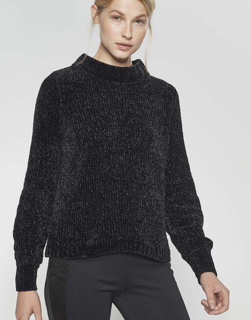 Strickpullover Penille black