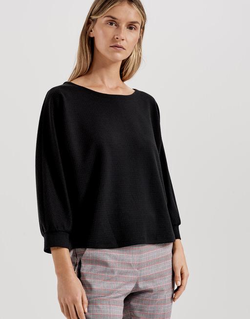 Oversize Shirt Sobby black