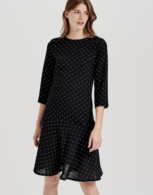 Kleid Winala black