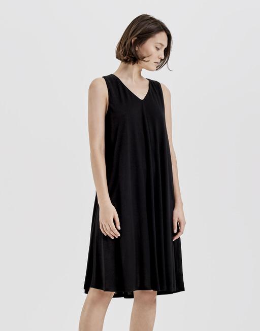 Sommerkleid Winga black