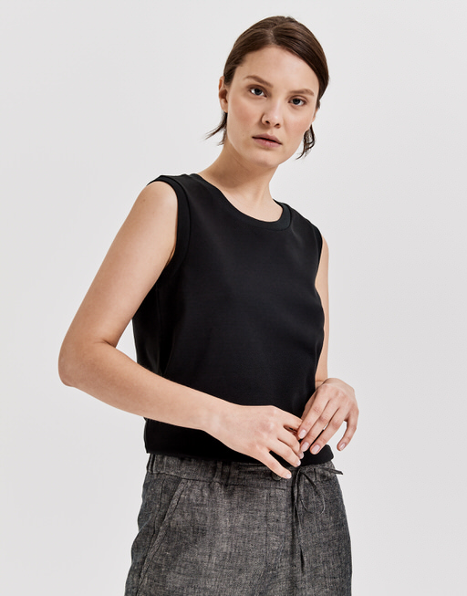 Jersey Top daily D black